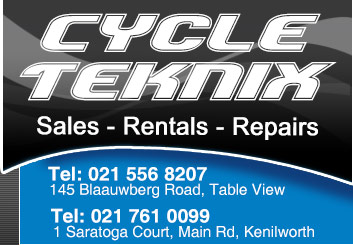 Cycling Shop in Cape Town, Tableview. Cycling Gear in South Africa - Road Cycling & MTB Cycling, Cycle Teknix - Sales - Services - Repairs